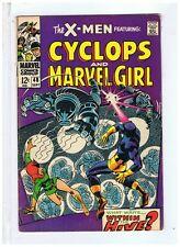 Marvel Comics The Uncanny Xmen #48 F/VF+ 1968