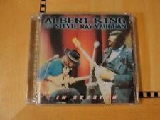 Albert King Stevie Ray Vaughan - In Session - Super Audio CD SACD Hybrid Stereo