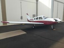 1977 Piper PA28-181 Archer II Aircraft O-360-A4M W/175 SMOH Fresh 2019 Annual!