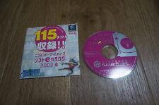 RARE FREE SHIPPING Club Nintendo Original e Catalog 2003 GameCube Limited