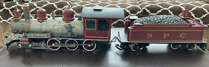 BACHMANN BIG HAULERS G SCALE Train Lot Engine Baldwin Locomotive And Coal Car