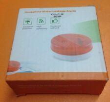 Household Smart Water Leakage Detector Overflow Alarm Flood Sensor Home Security