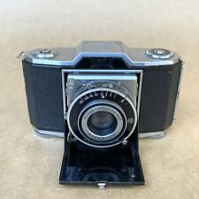 Zeiss Ikon Ikonta Folding Rangefinder Film Camera W/ 4,5cm 1:3.5 (AS IS, READ!)