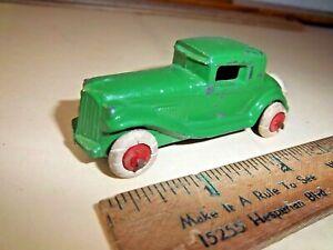 Vintage 1920's Barclay Slushcast Coupe Car