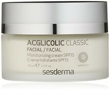 Sesderma Acglicolic Classic Moisturizing Cream,1.7 Fl Oz