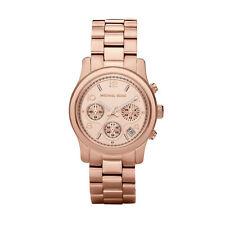 Michael Kors Ladies Runway Chronograph Watch MK5128