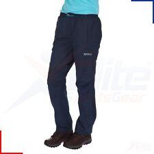 Medium Regatta Women/'s Waterproof Pack It Outdoor Over Trouser Midnight