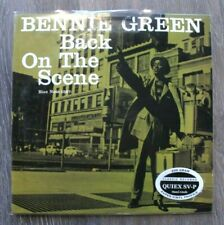 Classic Records Blue Note 1587 Bennie Green Back On The Scene 200G LP NEW