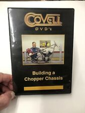 Building A Chopper Chassis Dvd By Ron Covell Great Metal Shaping Technique