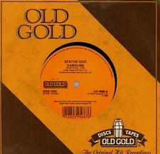 """Status Quo(7"""" Vinyl)Caroline-VG/VG+"""