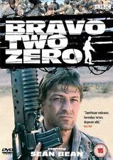 Bravo Two Zero 1999 Andy McNab DVD War Drama Movie Region 2 BRAND