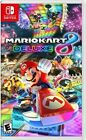 NINTENDO SWITCH - MARIO KART 8 DELUXE - Cartridge ONLY-TESTED