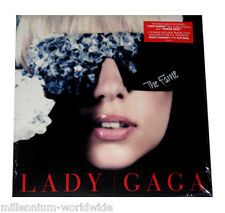 """LADY GAGA - THE FAME - DOUBLE 12"""" VINYL LP - GATEFOLD COVER - SEALED & MINT"""