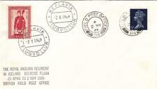 1969, British Forces, Iceland FPO 316, Last Day Canx, See Remark (M1409)