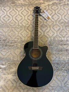 Washburn Festival Series EA12B Acoustic Electric Guitar - New - Backordered!
