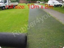 Ground Stabilisation Mesh 10m x 2m (20m2) FREE Delivery & FREE Fixing Pegs