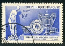 STAMP / TIMBRE FRANCE OBLITERE N° 1094 MANUFACTURE NATIONALE DE SEVRES