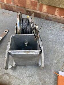 New  Fulton K1051 Braked Work Winch