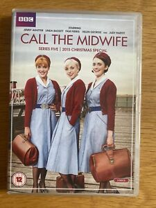 Call the Midwife - Series 5 and 2015 Christmas Special - R2 DVD