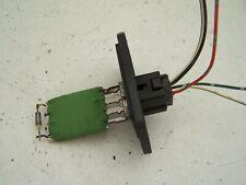 Toyota Avensis Heater fan resistor (2003-2005)