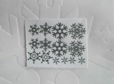 Window Decor Winter Christmas Snowflakes Frost Sticker Sticker