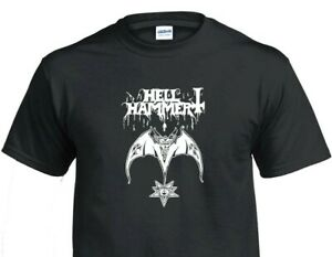 Hellhammer T-Shirt black metal
