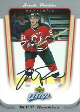(HCW) 2005-06 Upper Deck MVP ZACH PARISE ROOKIE RC NHL Hockey 01390