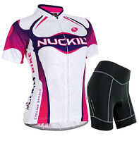 Women's Cycling Clothing Bike Bicycle cycling jersey&Quick Dry Trouser/Short Set