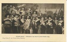 PC32369 Frans Hals. Officieren van den St. Joris Doelen 1639. P. van Cittert Zon