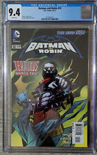 Batman and Robin #12 CGC 9.4 New 52 DC Comics 2012