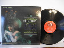 Oscar Danon, Strauss: Die Fledermaus, 1964, RCA Victor Records, Stereo, LSC 2728