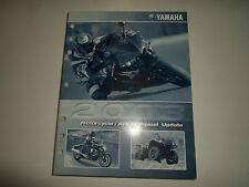 2003 Yamaha Motorcycle Atv Technical Update Manual Factory Oem Book 03 Deal