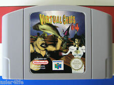 VIRTUAL CHESS 64 - NINTENDO 64 - N64