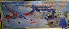 Hobby Shack Air Master 40 T Arf Model Airplane Kit Nib