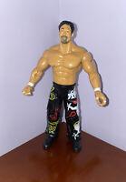 TAJIRI 2003 RUTHLESS AGGRESSION Jakks Pacific WWE Action Figure WCW ECW WWF