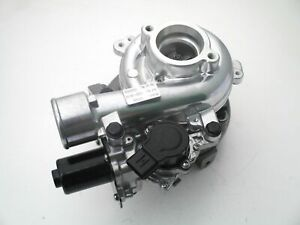 Turbocharger Toyota Hilux 3.0 D4D 126kw 17201-30110 1720130110 17201 30110