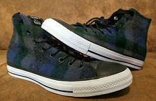 Brand New Converse Woolrich CTAS Hi US 9.5/EU 43 (Almost Black/Thunder White)