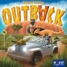 Outback - Board Game - New
