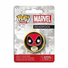 Funko Marvel * Deadpool Pop! Pin * Metal Enameled Collectible X-Men X-Force