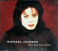 Michael Jackson You are not alone (1995, #6623108) [Maxi-CD]