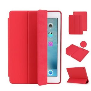 Smart Case For iPad mini 1 2 3 4 5 2019 Cover Leather Shockproof Shocks Interior