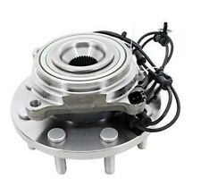 Wheel Bearing and Hub Assembly-4WD Front WJB WA515148