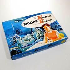 Philips electronic engineer all transistor 8/20 molto raro anni '60 vintage v201