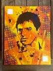 Scarface original abstract Painting On Canvas Al Pacino