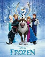 Disney Frozen Maxi-Poster 61cm x 91.5cm New and sealed Collage