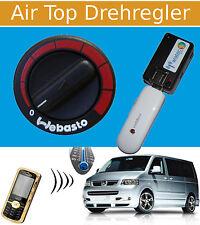 GSM portable télécommande pour chauffage (usb) webasto air top bouton rotatif