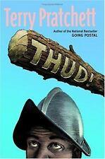"HC-Terry Pratchett: "" Thud"" ."