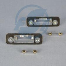 2x Kennzeichenleuchte Ford Fiesta V 01-10 Mondeo II 96-08 Fusion links + rechts