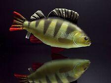 Gaby Perch Fish Pillow