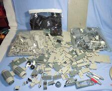 Mega Bloks Pro Builder Air Force Warthog 3707 PARTS Black Silver Lego Compatible
